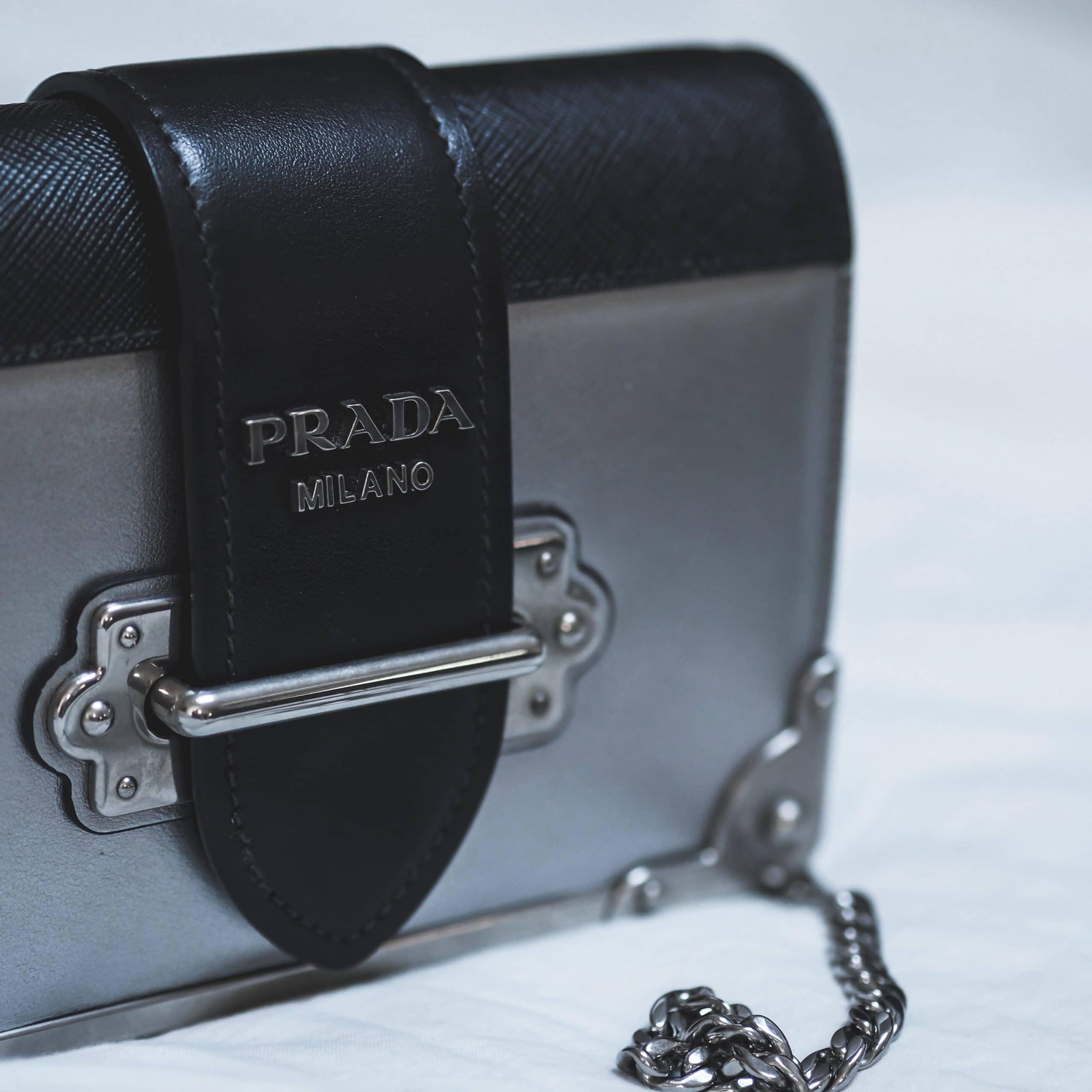 Prada branding